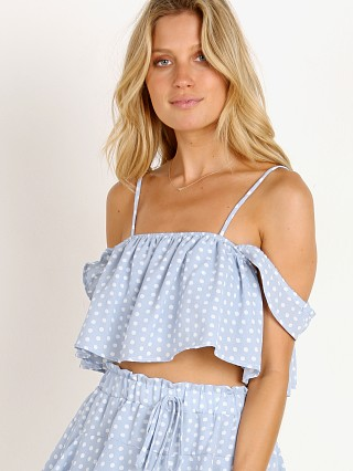Sage the Label Baby Blues Crop