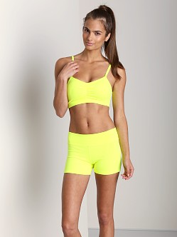 Beyond Yoga Essential Short Neon Yellow
