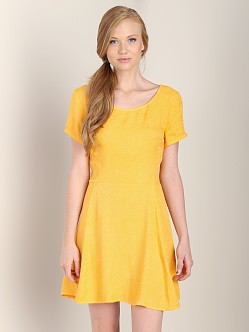Myne Blaze Dress Dandelion