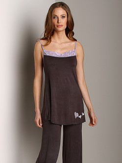 Love Tanjane Soft Cami Dark