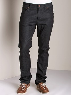 Nudie Jeans Grim Tim Recycle Dry Navy
