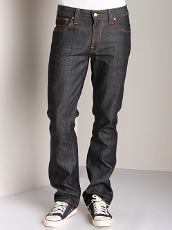 Nudie Jeans Slim Jim Dry Broken Twill