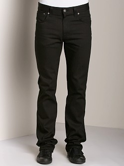 Nudie Jeans Slim Jim Black Black Twill