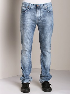 Nudie Jeans Thin Finn Org Strikey Punk