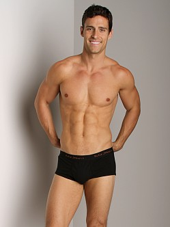 Nudie Jeans Organic Cotton Briefs Black