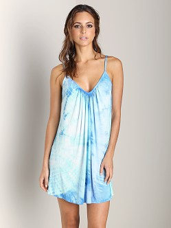 Love Tanjane Mallorca Mini Tank Dress Sea