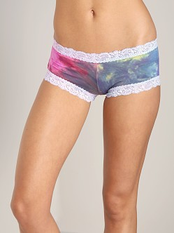 Love Tanjane O Shorty Boyshorts Hip Pop
