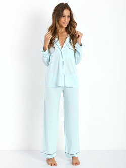 Eberjey Gisele PJ Set Peppermint