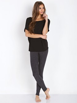 Beyond Yoga Take Me Higher High Waist Legging Black/Steel Space