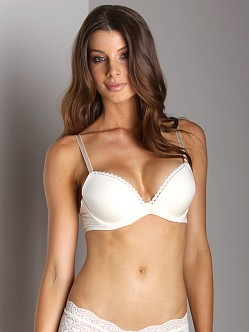 Calvin Klein Seductive Comfort Customized Lift Underwire  Bra