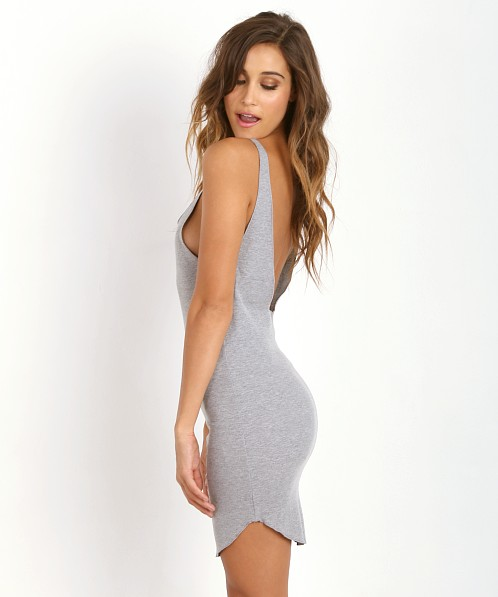 Knot Sisters Nightcap Dress Grey