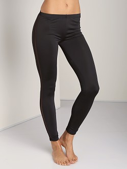 First Base Mesh Racer Legging Black