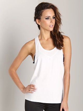 You may also like: First Base Super Dropped Armhole Tank White