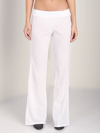 9seed Marrakesh Surf Pant White