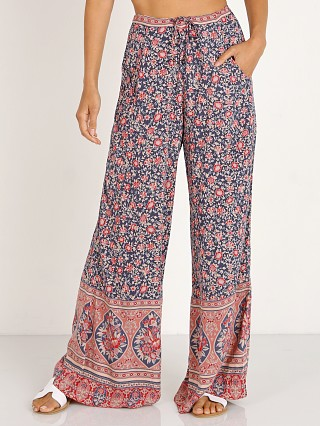 Spell & The Gypsy Jasmine Palazzo Pants Navy