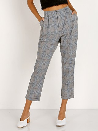 Complete the look: ASTR the Label Elliot Pant Grey Plaid