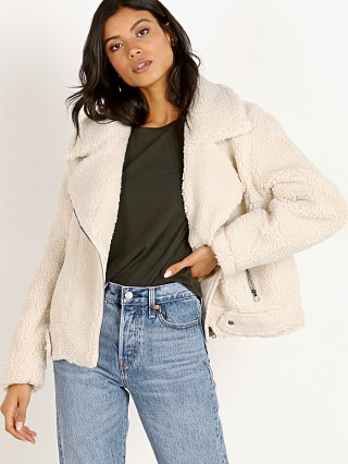 ASTR the Label Brooklyn Jacket Ivory