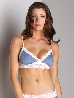Cosabella Ever Soft Bra Heather Denim