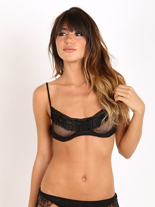 One Teaspoon Le Poison Bodice Black