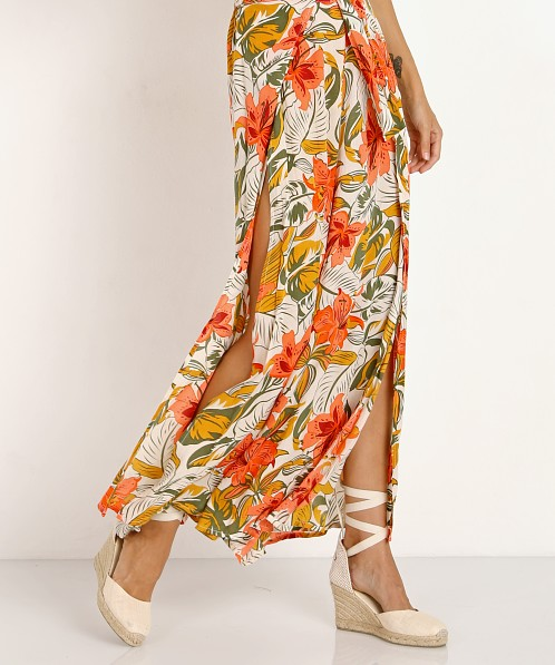 Cleobella Kauri Wrap Pant Tropical Indian