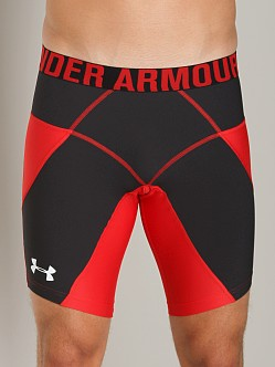 Under Armour Heatgear Core Short Lite Red/Black