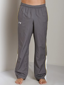 Under Armour Bandito Woven Pant Graphite/White