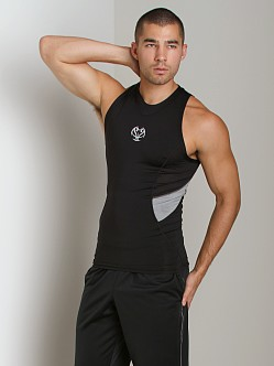 Under Armour Blur Tank 2 Black/True Grey Heather
