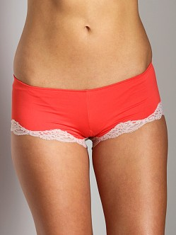 Only Hearts Delicious With Lace Hipster Coral