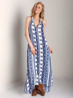 Flynn Skye Amber Dress Indigo Nights
