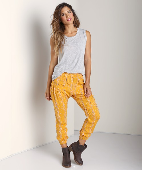 Flynn Skye Perfect Pant Orange Oasis