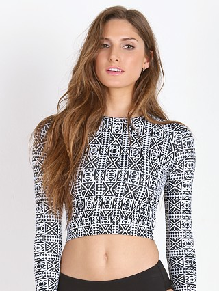 Seea Palomar Crop Top Black Porto
