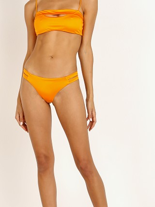 Bond-Eye Blindsiders Brief Bikini Bottom Hyper Orange