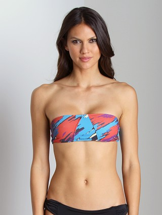 Complete the look: Rachel Pally Majorca Top Gogi Multi Abstract