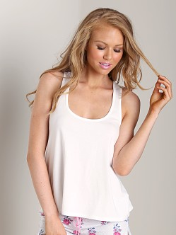 Juicy Couture Basic Tank White