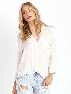 Bella Dahl Shirttail Button Down Opal