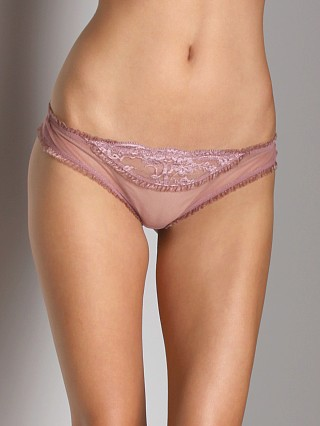 Model in lavender Stella McCartney Elodie Thong