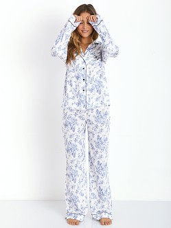 WILDFOX Classic PJ Set English Toile