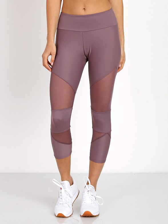 Onzie Cutout Capri Purple Haze
