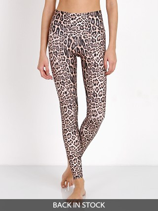 Onzie High Rise Legging Leopard