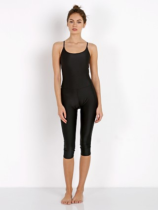 Onzie Long Leotard Black