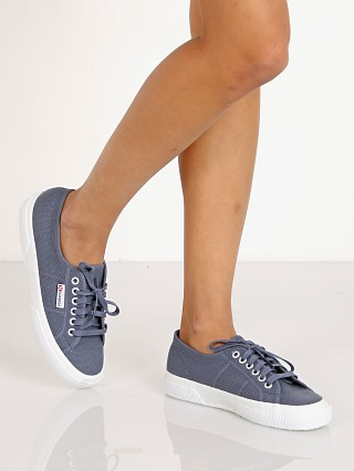 Superga 2750 COTU Classic Blue Shadow/White