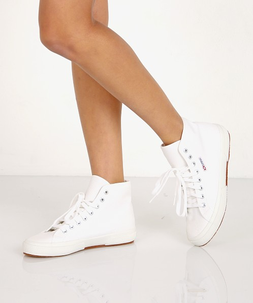 Superga 2795 COTU Hightop White