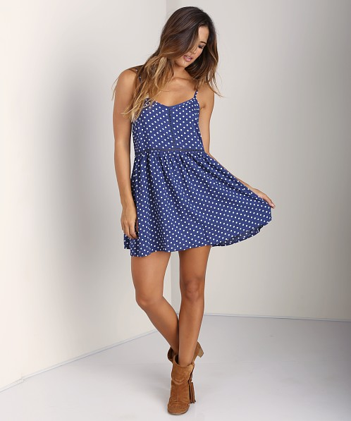 MinkPink Picnic Date Dress Dots