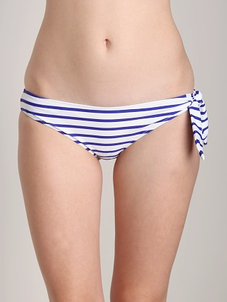 Complete the look: Rachel Pally Sardinia Bikini Bottom River Stripe