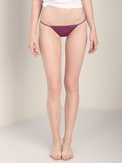 Calvin Klein Sleek Bikini Sonic Purple