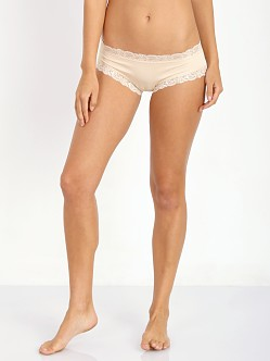 Fleur't Top Drawer Boyshort Nude