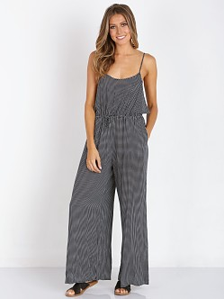 MinkPink Spot the Difference Jumpsuit Black