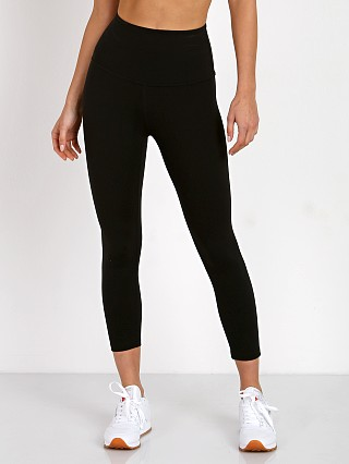 Beyond Yoga High Waist Capri Legging Jet Black