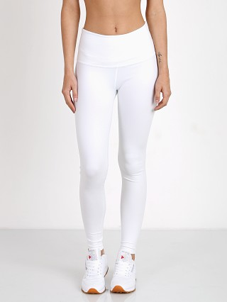 Beyond Yoga Take Me Higher High Wasit Legging White