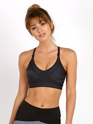 Track & Bliss The Triangle Sports Bra Black